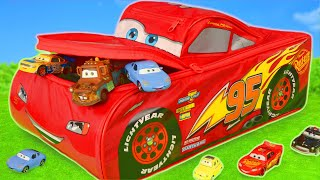 Video Cars Toys Surprise: Lightning McQueen, Fire Truck & Toy Vehicles Play for Kids MP3, 3GP, MP4, WEBM, AVI, FLV Juni 2019