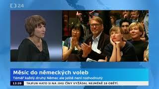 Měsíc do německých parlamentních voleb
