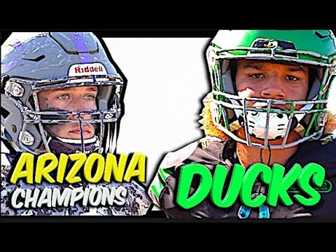 🔥🔥 13U IE Ducks (CA) vs Western AZ Champions   AYF Championship Game 2018