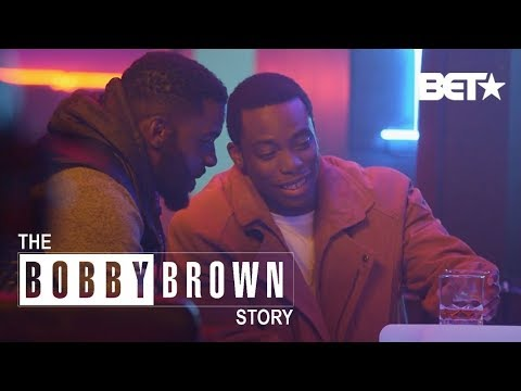 The Bobby Brown Story Part 1 Review #bobbybrownbet