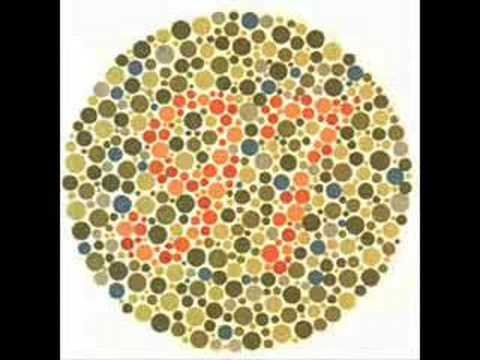 測試你有沒有色盲?全過的舉手!