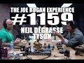 Joe Rogan Experience #1159 - Neil deGrasse Tyson