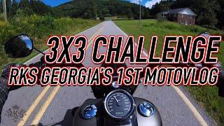 10. 3x3 Challenge - Harley-Davidson Road King Special - RKS Georgia