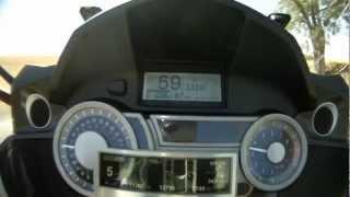 8. BMW K1600GT K1600GTL Digital Dash