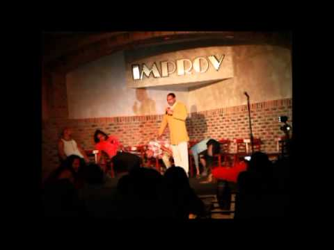 West Palm Beach Improv Hypnotized by Lenny Moore