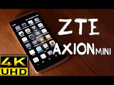 Смартфон axon mini фотка