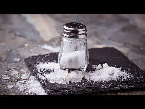 Как снять сглаз солью в домашних условиях