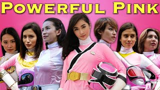 The Powerful Pink [FOREVER SERIES]