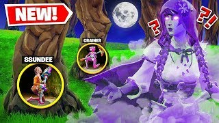 SHADOW STONE *INVISIBLE* HIDE AND SEEK in Fortnite Battle Royale