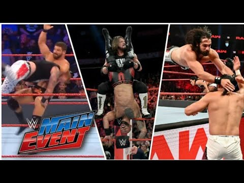 WWE Main Event 13th July 2019 Highlights HD - WWE Main Event 07/12/2019 Highlights HD