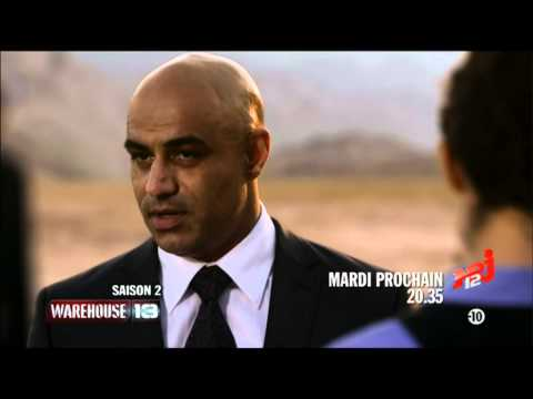 Trailer 6 Warehouse 13 Final Saison 2 Mardi Prochain 20H35 Sur NRJ12 [ EP 11-12-13  ]