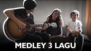 Video SAGA NYANYI MEDLEY 3 LAGU | Feat Leticia MP3, 3GP, MP4, WEBM, AVI, FLV Agustus 2018