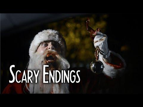 SANTA CLAUS IS A VAMPIRE Short Horror Film - Scary Endings 2.2