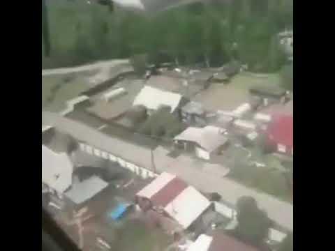 Video - Ρωσία: Δύο νεκροί και 19 τραυματίες μετά την αναγκαστική προσγείωση επιβατικού αεροσκάφους