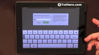 http://www.TutHero.com - This video will show how you can access your desktop computer remotely from your iPad.