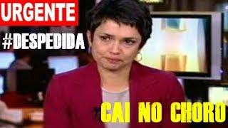 Notícias dos famosos - URGENTE: Sandra Annenberg CHORA durante DESPEDIDA do Jornal Hoje!!!