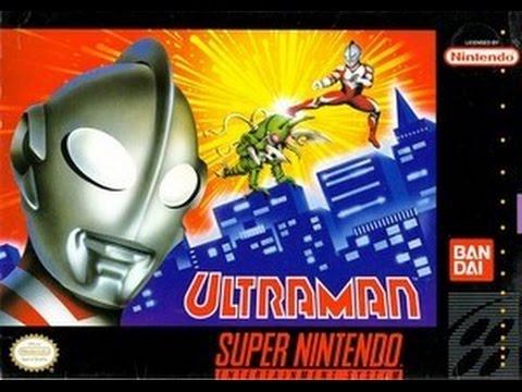 ultraman super nintendo download