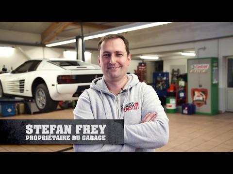 Maillets Halder á frappe amortie – secteur automobile