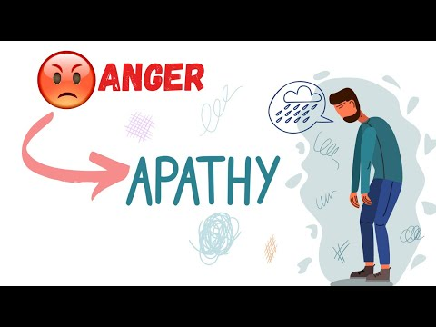 Revealing Process - How To Use Anger To Get Out of Apathy