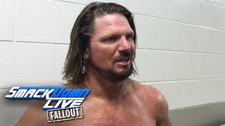 Nonton AJ Styles defines SmackDown LIVE: SmackDown LIVE Fallout, April 11, 2017 Film Subtitle Indonesia Streaming Movie Download