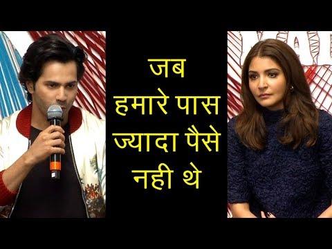 Varun Dhawan Anushka Sharma EMOTIONAL Story Of Hav
