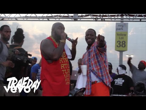 Trae Tha Truth – Trae Day Kids Event Recap