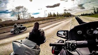 6. BACK'n BLACK!! - On the Spyder RT-SPE after 194 Days! | TheSmoaks Vlog_502