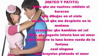 Cuando Me Enamoro - Danna Paola & Eleazar Gomez - Lyrics