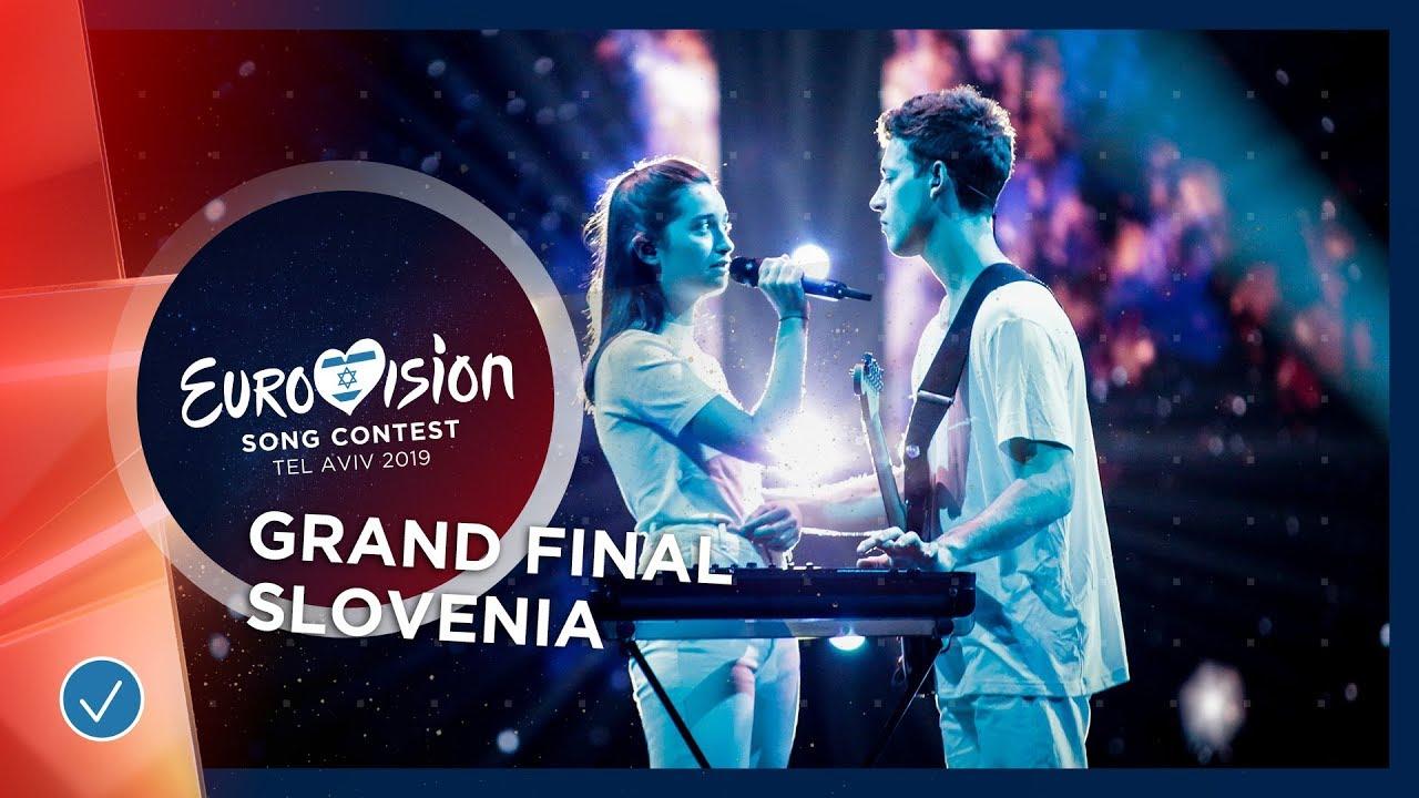 Zala Kralj & Gašper Šantl - Sebi (Sloveenia 2019)