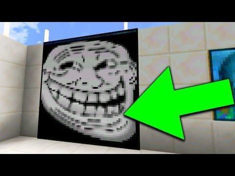 THE BEST TROLL in Minecraft Pocket Edition (Trolling Map) (видео)