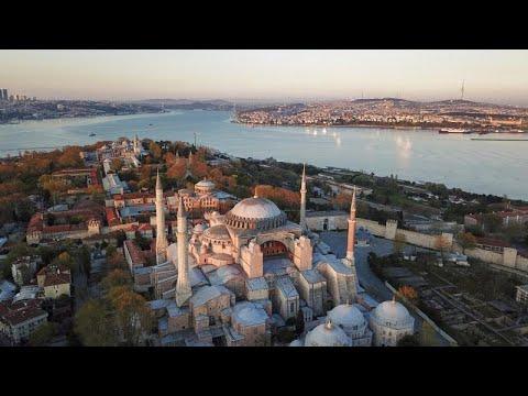 Τουρκία: Σε 15 μέρες η απόφαση για την Αγία Σοφία