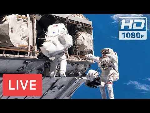 WATCH LIVE Spacewalk Outside The International Space Station EVA 05 30am EST