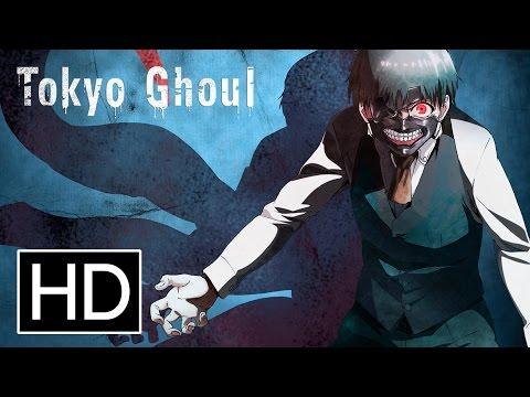 Tokyo Ghoul - Season 1 - Official Uncut Trailer