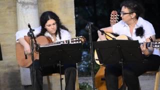 Concierto estival en el Parque Histórico de San Sebastián