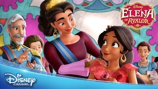 Elena Of Avalor   Introduction   Official Disney Channel Africa