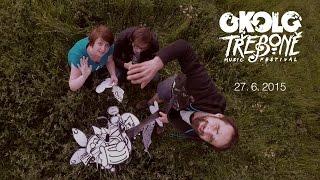 Video KAMAŠNE vás zve na festival OKOLO TŘEBONĚ - 27.6. 2015