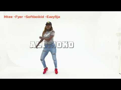 Mtee X Fyer X Softboikid X Eazy9ja- Alomoko (Choreography Dance)