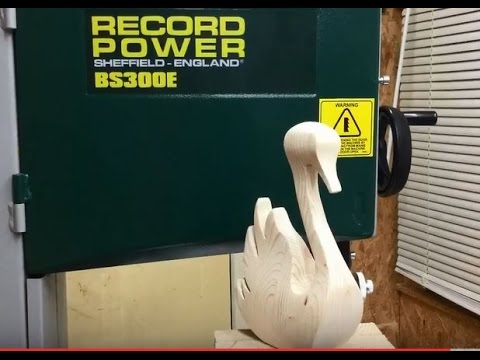 Bandsäge BS 300 E von Record Power