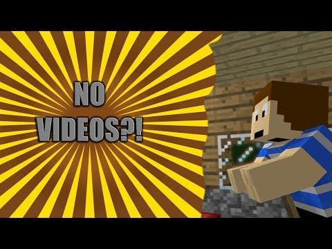 [Minecraft Animation] No videos! :O