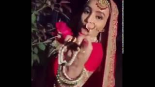 Watch dubsmash video of ankitta sharma on jalima song of Raees Movie