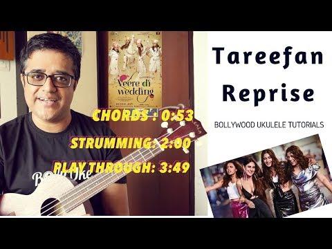 Video Tareefan Reprise   Veere Di Wedding   Easy Ukulele Tutorial download in MP3, 3GP, MP4, WEBM, AVI, FLV January 2017