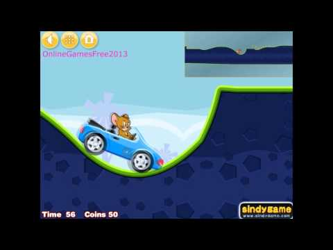 Tom and Jerry Online Games Tom and Jerry Car Games - Car Stunt Game