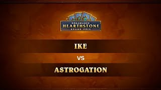 Ike vs Astrogation, game 1