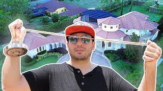 PESCA MAGNÉTICA NA MANSÃO BREAKMEN
