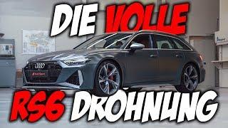 JP Performance - Die volle RS6 Dröhnung! | Audi RS6 2019