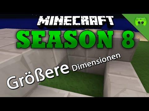GRÖßERE DIMENSIONEN «» Minecraft Season 8 # 264   HD