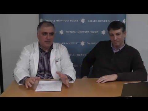 """תוצאות סקר ACSIS - ד""""ר זאזא יעקובישוילי וד""""ר רואי בייגל"""