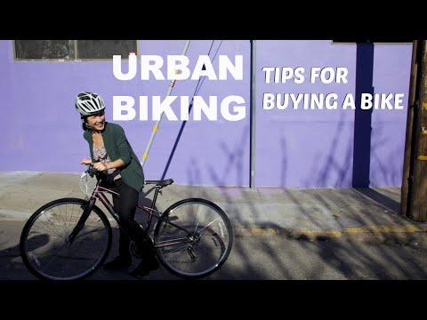 Nasveti za nakup kolesa za vožnjo po mestu