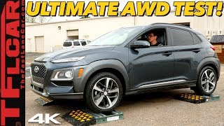 The Hyundai Kona Has A Very Impressive AWD System With One Big Flaw... by The Fast Lane Car