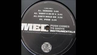 Madlib - Now You Know Instrumental